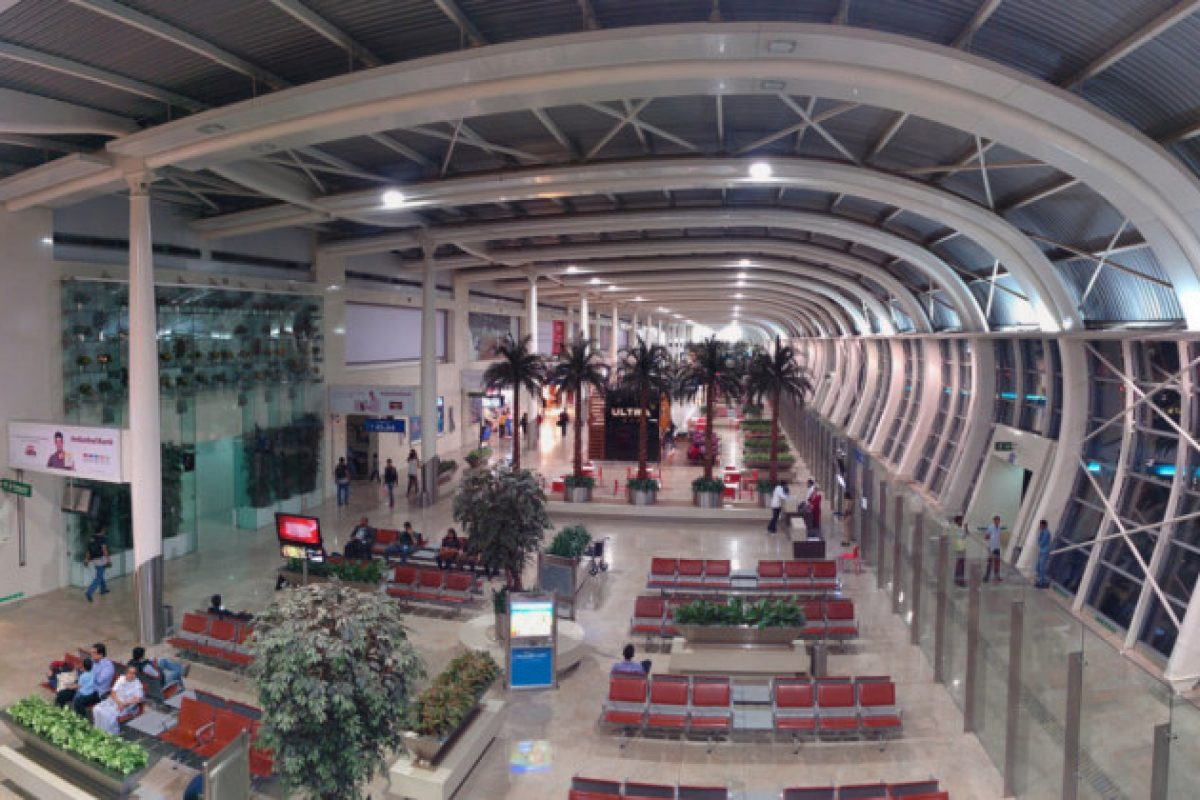Airports in the Middle East