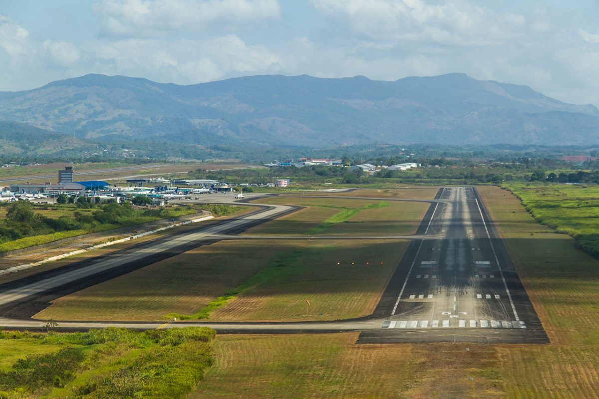 Airports in Latin America